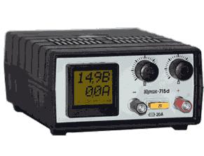 Зарядное устройство Кулон 715d.  Стоимость прибора составляет: 1610 р.